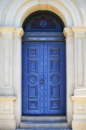 Echuca Blue Door