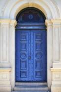 Echuca Blue Door