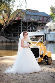 Echuca Wedding Dress