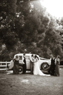 The Bridal Party in Oxley