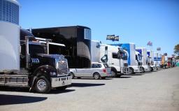 V8 Supercars Transporters