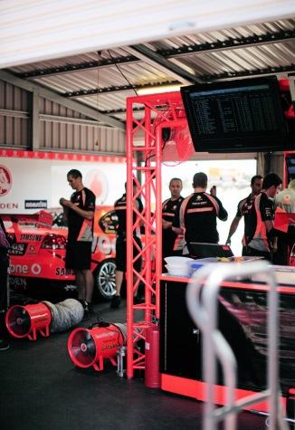 Vodafone Garage
