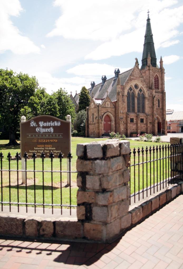 St Patricks Catherdral, Wangaratta