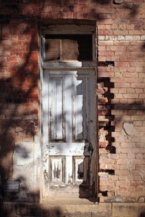 May Day Hills Beechworth Door
