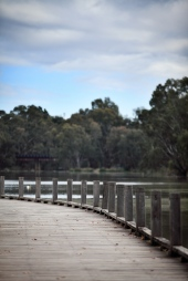 Benalla Boardwalk