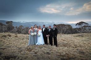 Dinner Plain Wedding Photographer