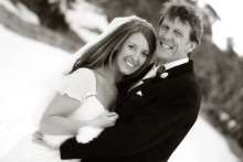 Married at Mt Hotham