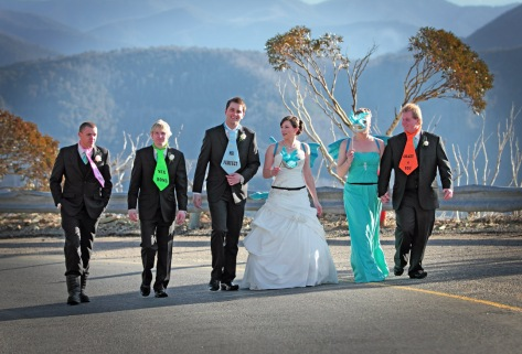 Mount Hotham Wedding Photos