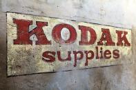 Kodak Wall Painting Chiltern