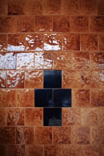 Brown Tiles in Lockhart
