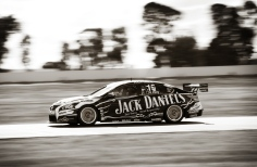 Rick Kelly at Winton