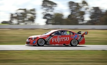 Scott Mclaughlin at Winton