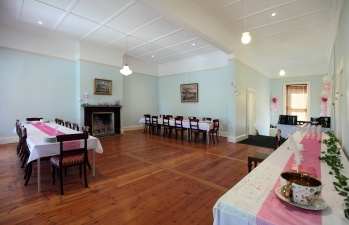 Benalla Club Wedding