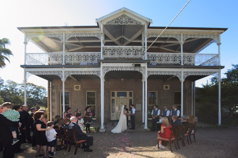 Benalla Club Weddings