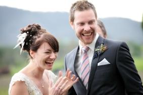 Feathertops Winery Wedding Ceremony