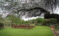 The Wedding Ceremony @ Orange Grove