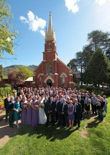 Weddings in Bright