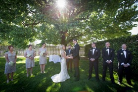 married at Lindenwarrah Country House