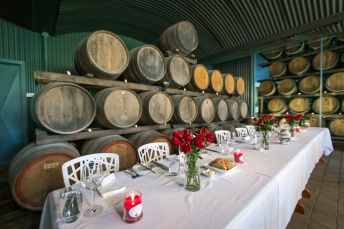 Wedding Feathertop Winery