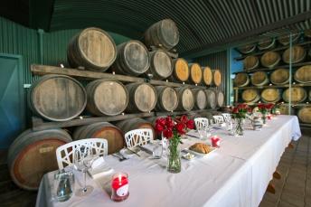 Wedding Feathertop Winery