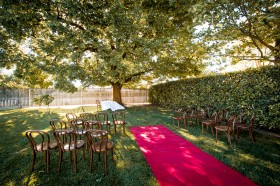 Weddings at Lindenwarrah Milawa