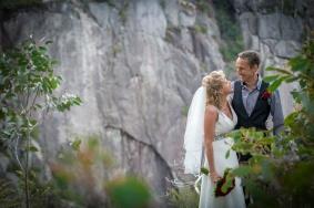 A wedding at Mt Buffalo