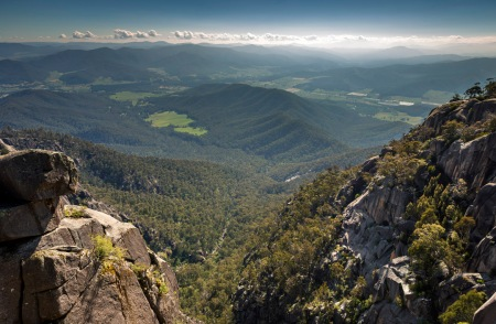 Bents Lookout Mt Buffalo