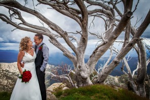 Wedding Photos at The Horn Mt Buffalo