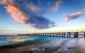 Dromana Pier at Sunset