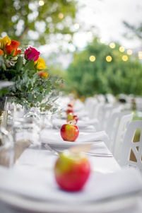 Wedding Receptions in Bright