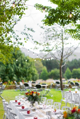 Weddings at Feathertop Winery