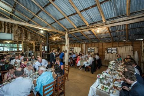 Gracebrook Wedding Reception