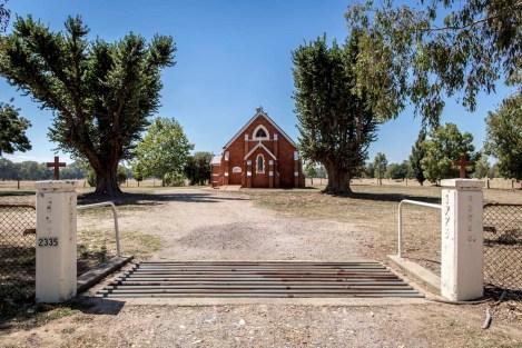 Holy Cross Church Moyhu