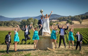 King Valley Wedding