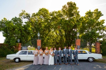 All Saints Winery Wedding Receptions