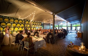 Wedding Reception Feathertop Winery