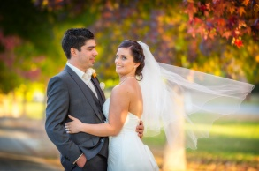 Autumn Weddings in Bright
