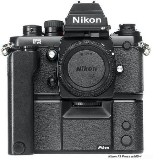 NikonF3HP Press