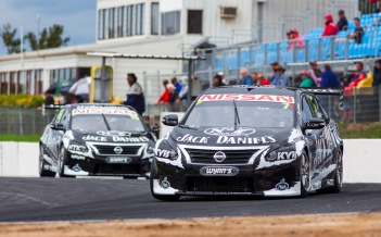 Nissan Jack Daniels Racing