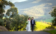 Wedding in Dederang Victoria