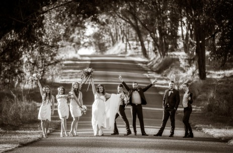 Wedding in the Kiewa Valley