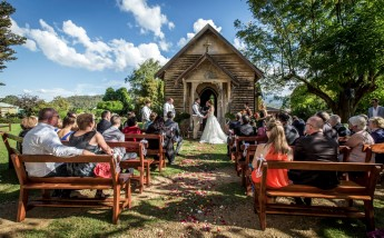 Weddings at Eurobin Chapel