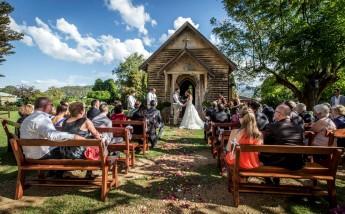 Weddings at Eurobin Chapel