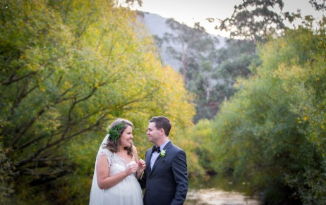 Weddings in the Kiewa Valley