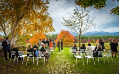Wedding at Boyntons Winery