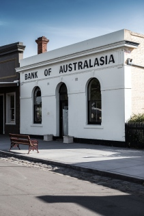 Bank of Australasia Talbot