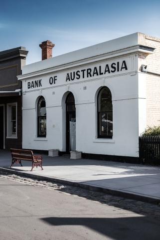 Bank of Australasia Talbot