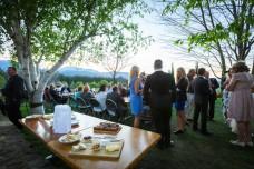 Boyntons wedding reception