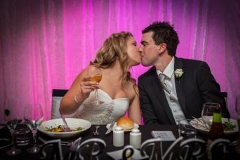 Novotel Forest Resort Creswick Wedding Reception