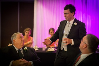 Novotel Resort Creswick Wedding Reception